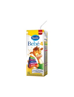 Leche Infantil Liquida  Sabor Original 200 ml