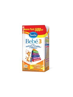 Leche Infantil Liquida 1 u Sabor Original 500 ml
