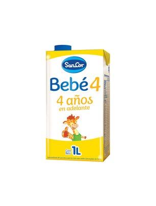 SanCor Bebé Leche Infantil Liquida Sabor Original 1000 ml