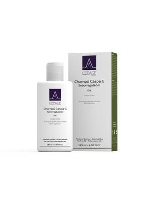 Capillaire Shampoo Anti-Caspa Grasa 145ml