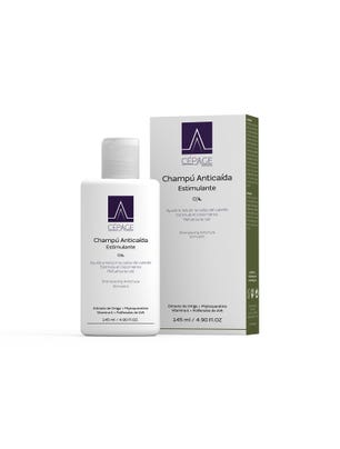 Capillaire Shampoo Estimulante Anticaída 145ml