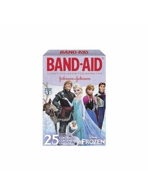 Apósitos Adhesivos Sanitarios Frozen x 25 un.