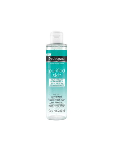 Agua Micelar Purified Skin 7 en 1 x 200 ml