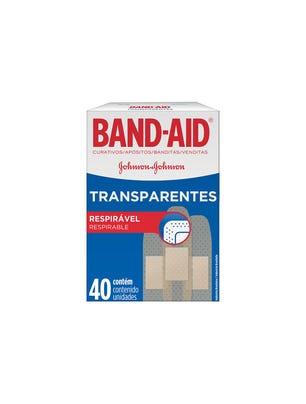 Apósitos Adhesivos Sanitarios Transparentes x 40 un.