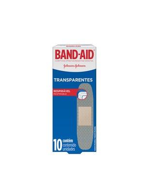 Apósitos Adhesivos Sanitarios Transparentes x 10 un.