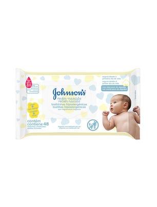 Toallitas Húmedas para Bebé Recién Nacido x 96 un.