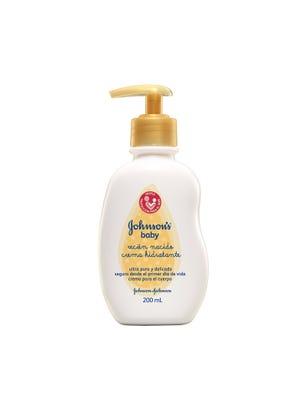 Crema Hidratante para Bebé Recién Nacido x 200 ml.