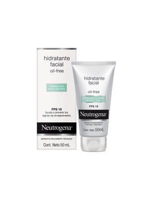 Crema Hidratante Facial Oil Freel FPS15 x 50 gr.