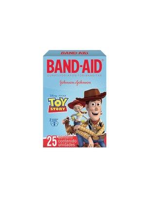 Apósitos Adhesivos Sanitarios Toy Story x 25 un.