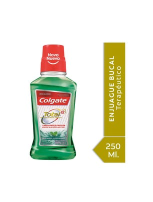 Enjuague Bucal Total 12 Aliento Saludable 250 ml