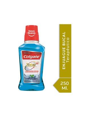 Enjuague Bucal Total 12 Clean Mint 250 ml