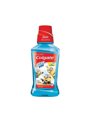 Enjuague Bucal Plax Minions 250 ml