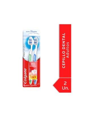 Cepillo Dental Pro Cuidado Pack x2