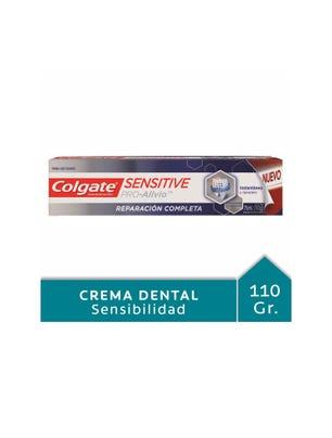 Crema Dental Sensitive Pro Alivio Reparación Completa 110 gr