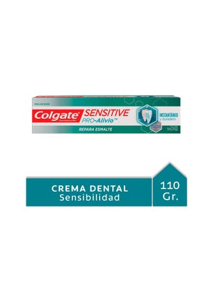 Crema Dental Sensitive Pro Alivio Repara Esmalte 110 gr
