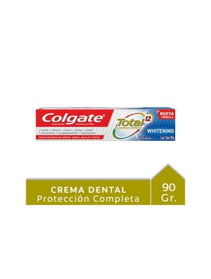 Crema Dental Multibeneficios Blancura Gel 90 gr