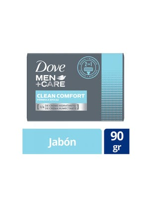 Jabón 2en1 Men+Care Clean Comfort 90gr