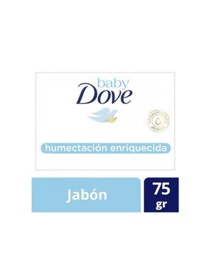 Jabón en Barra Baby Humectación Enriquecida 75gr