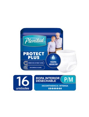 Ropa Interior Protect Plus P/M x 16