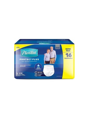 Ropa Interior Protect Plus G/XG x 16