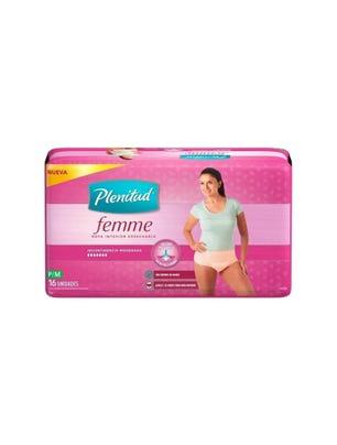Ropa Interior Femme PANT P/M x 16