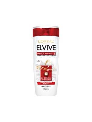 Shampoo 2 en 1 Reparación Total 5 400 ml