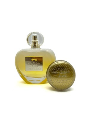 Her Golden Secret Eau de Toilette 80 ml + Lip Balm