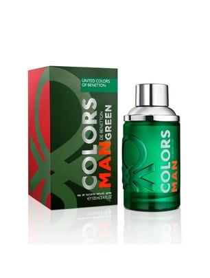 Colors Man Green Eau De Toilette 100 ml