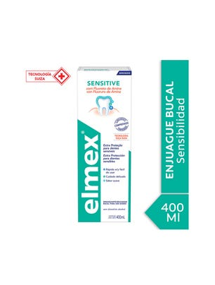 Enjuague Bucal Elmex Sensitive 400 ml