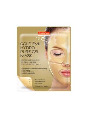 Máscara Hydrogel Gold
