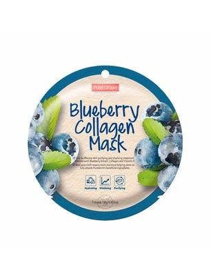 Máscara de Colágeno Blueberry