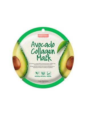 Purederm Mascara Facial Nutritiva de Palta y Colageno