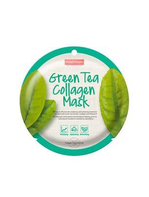Máscara de Colágeno Green Tea