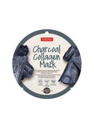 Máscara de Colágeno Charcoal