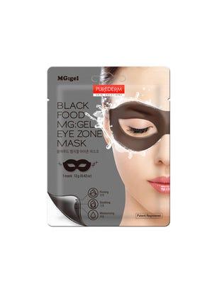 Máscara Gel para Ojos Black Food MG