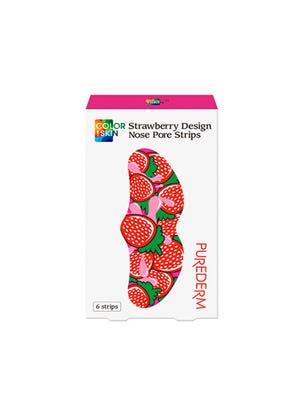 Banditas para Puntos Negros Strawberry Design x 6 un