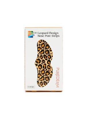 Banditas para Puntos Negros Leopard Design x 6 un