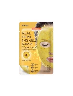 Purederm Mascara Facial Calmante con Gel de Calendula