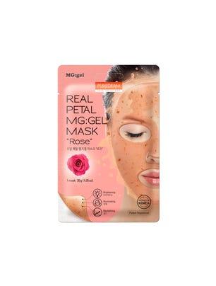 Purederm Mascara Facial Revitalizante con Gel de Rosa