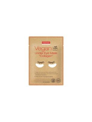 Purederm Vegan Collagen Eye Zone Mask 30 parches