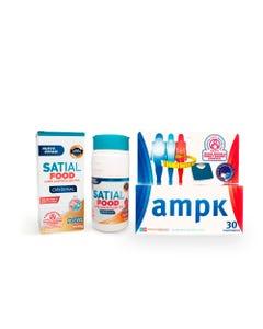 Combo Satial Food Polvo & AMPK x 30 comprimidos