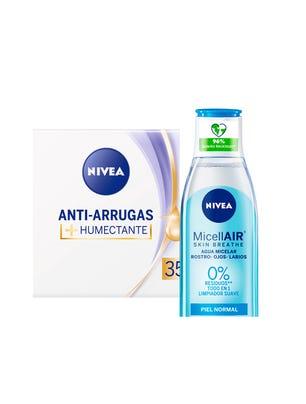 Nivea Combo Rutina Anti Arrugas & Pieles Normales