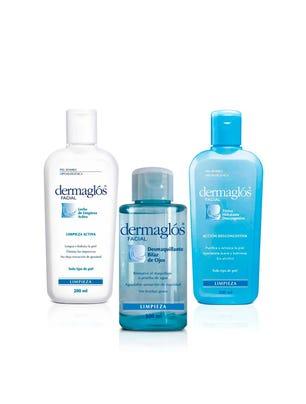 Dermaglós Cuidados de Limpieza Completa